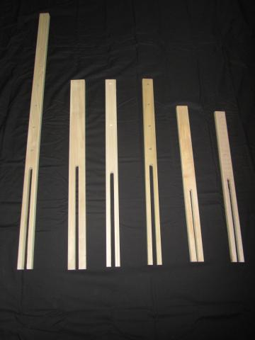 Headboard Struts